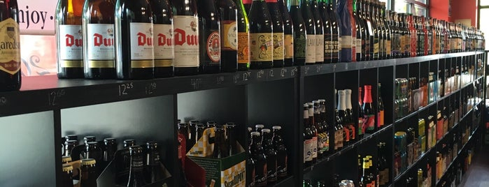Craft Beer Cellar Warwick is one of Craft Beer Pubs & Distributors.