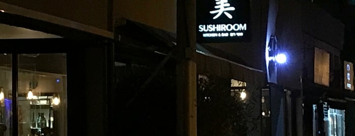 Sushi Room is one of ISRAEL.