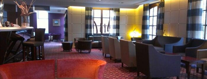 Hostellerie des Châteaux & Spa is one of Tous au restaurant 2012 - du 17 au 23/09.