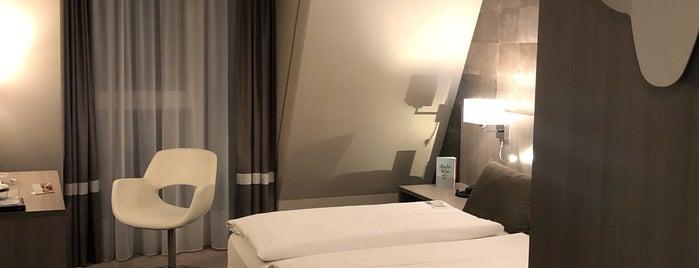 relexa hotel München is one of Hotels 2.