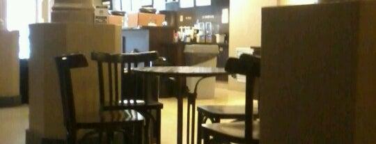 Starbucks is one of Lucia : понравившиеся места.