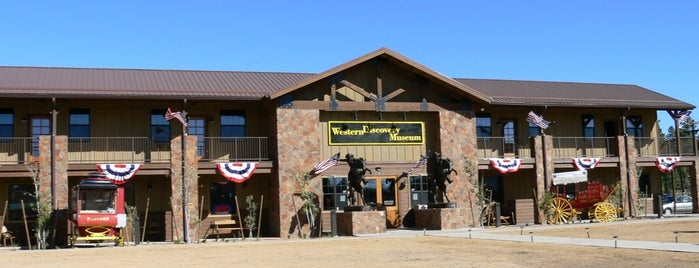 Western Discovery Museum is one of out of town.