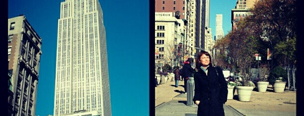 Madison Square Park is one of NY`ta görülecekler.