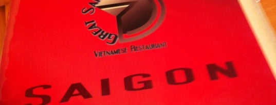 Great Saigon Vietnamese Restaurant is one of va beach // to check out.