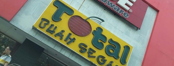 Total Buah Segar is one of Kendra 님이 좋아한 장소.
