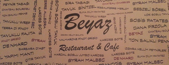 Beyaz Restaurant&Cafe is one of Lusin Juliana 님이 좋아한 장소.
