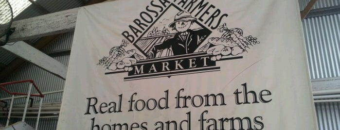 Barossa Farmer's Market is one of Authentic Farmers Markets.