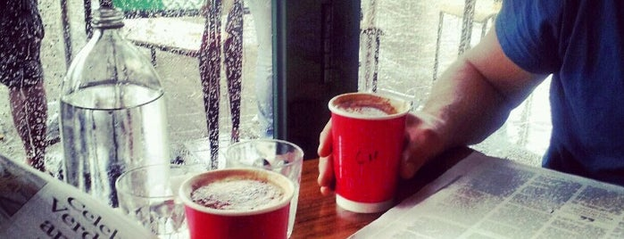 The Local Press is one of Sydney coffee to try.