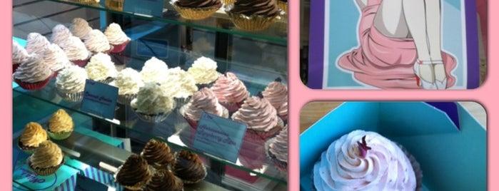 Niia's Cupcakes is one of Vegan Helsinki.