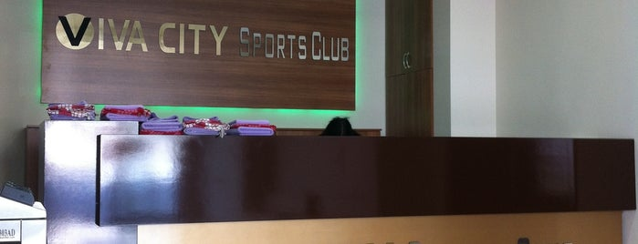 Viva City Sports Center is one of Locais curtidos por Tuğrul.