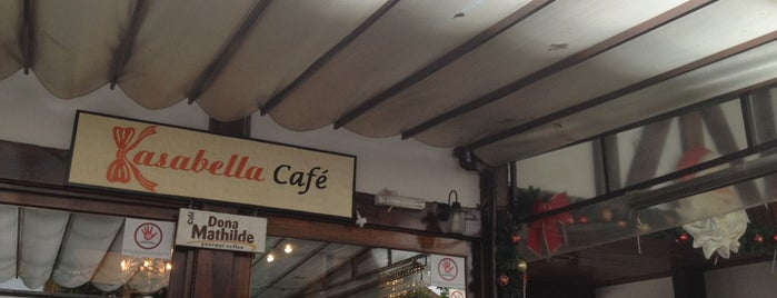Kasabella Café is one of Campos do Jordão.