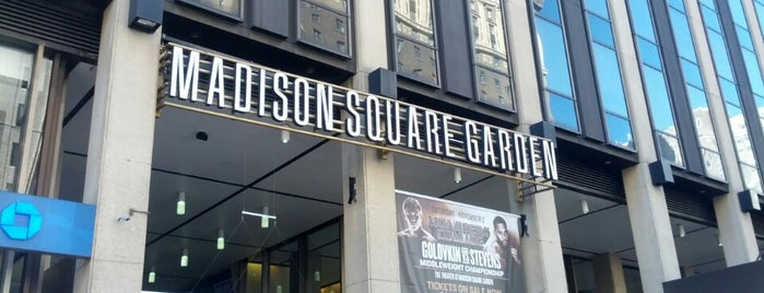Madison Square Garden is one of NEW YORK CITY : Manhattan in 10 days! #NYC enjoy.
