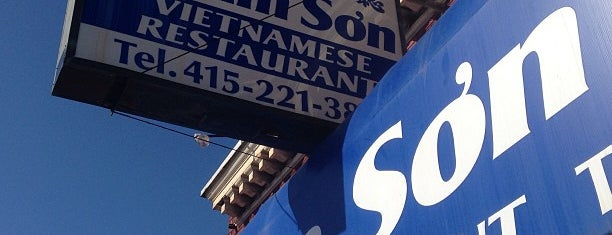 Kim Son Restaurant is one of Save me, San Francisco.