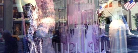 Bergdorf Goodman is one of Places to go when in New York.