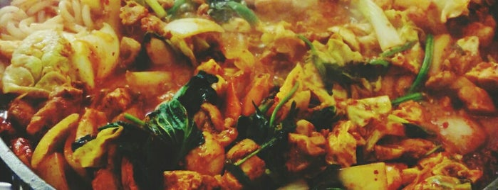 Mapo Chicken is one of Chris' LA To-Dine List.