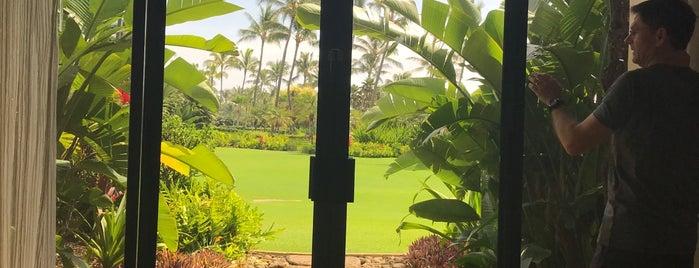 Lanai is one of Kauai.
