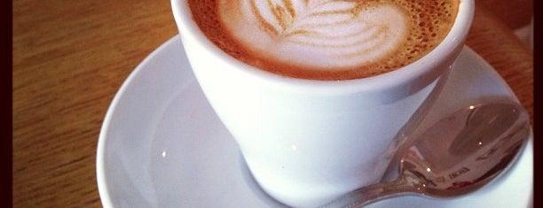 Haggerston Espresso Room (HER) is one of Hackney Coffee, yeah!.