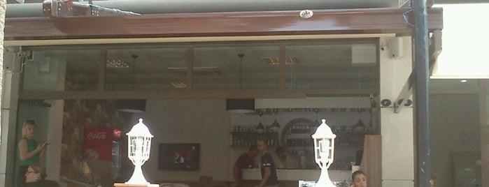 Kahvemtrak is one of Nesli'nin Beğendiği Mekanlar.