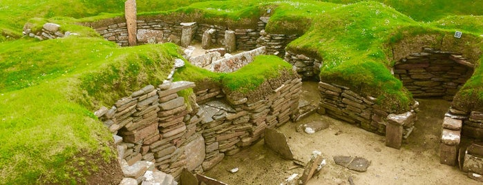 Skara Brae is one of Lieux sauvegardés par Sevgi.
