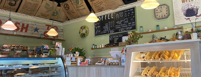 Beach Bakery is one of Seattle - Dope Coffee Shops.