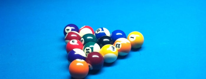 Family Billiards is one of SF to do!.