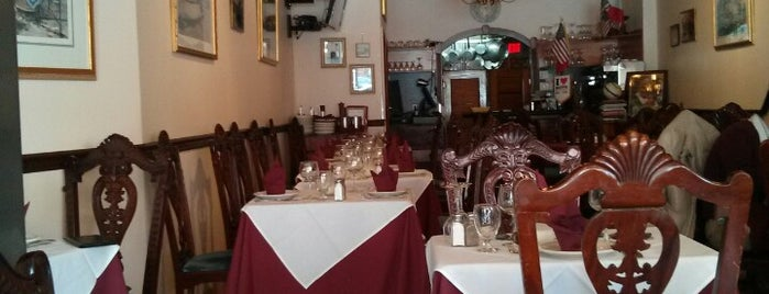 Trattoria Saporito is one of Hoboken.