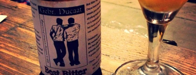 Micro-Brouwerij Gebroeders Ducaat is one of Dutch Craft Beer Breweries.
