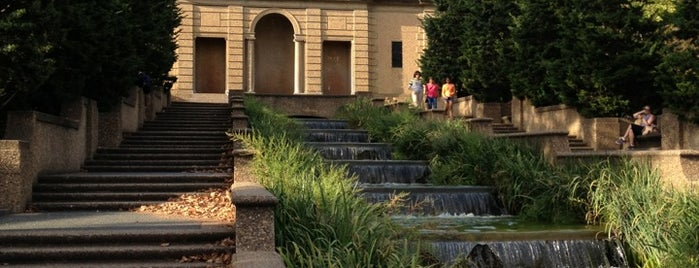 Meridian Hill Park is one of #UberApproved in DC.