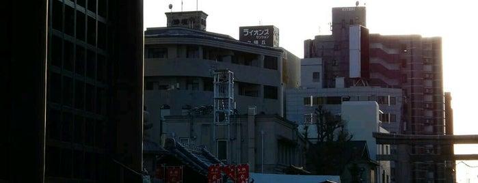 極楽門 is one of Posti che sono piaciuti a Shigeo.
