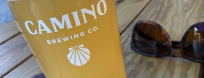 Camino Brewing Co. is one of Craft Beer and Breweries.