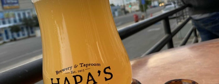 Hapa's Brewing Company is one of Craft Beer and Breweries.