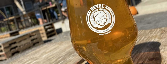 Bevel Craft Brewing is one of Bend.