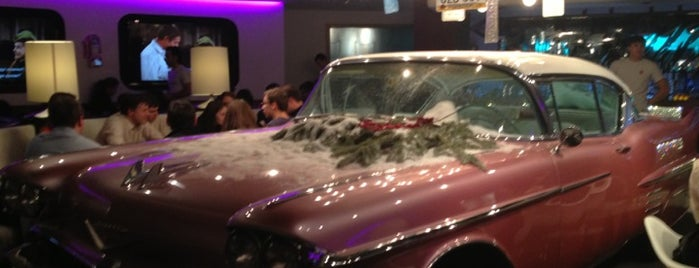 The Pink Cadillac is one of Moscow TOP places.