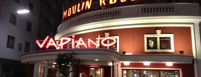 Vapiano Moulin Rouge is one of Vienna Food approved.