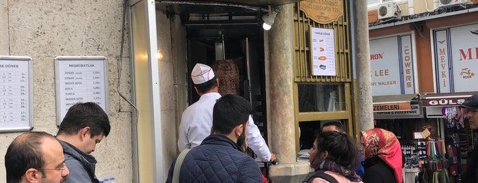 Meşhur Dönerci Hacı Osman'ın Yeri is one of İstanbulll😊.