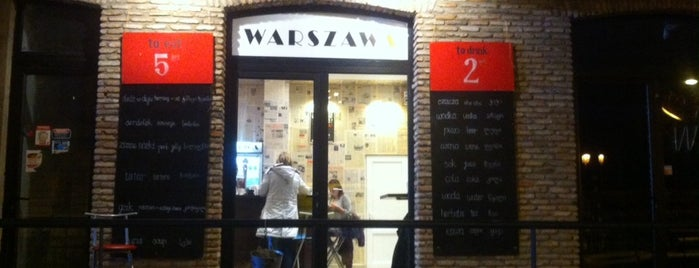 Warszawa | ვარშავა is one of Locais curtidos por Egor.