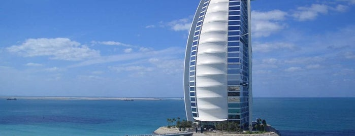 Burj Al Arab is one of World Heritage Sites List.