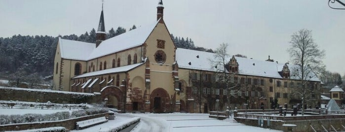 Kloster Bronnbach is one of Monika's Saved Places.