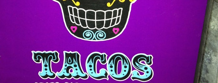 Tacos Tacos is one of Around Paral·lel.