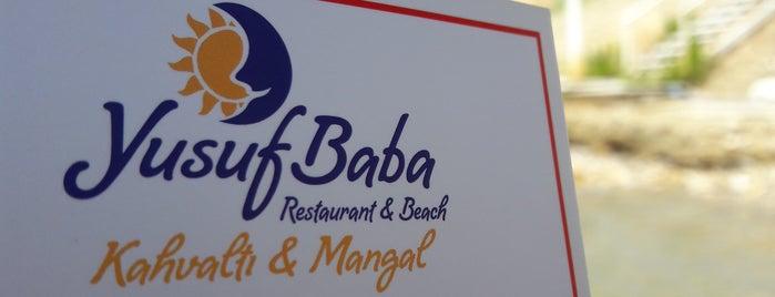 Yusuf Baba is one of สถานที่ที่บันทึกไว้ของ Emre.