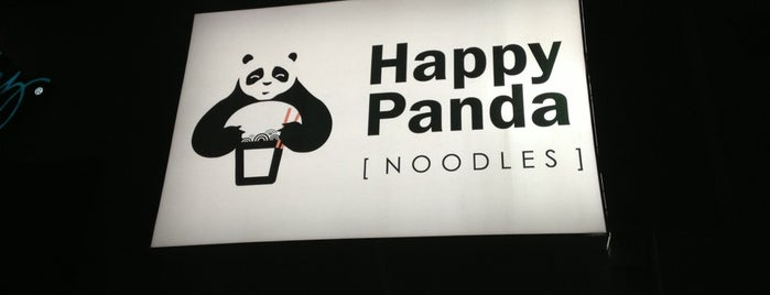 Happy Panda Noodles is one of Barbie: сохраненные места.