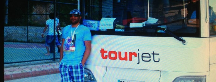 Tour Jet is one of '  ayşeqüL: сохраненные места.