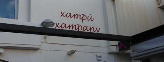 Xampú Xampany is one of Locais curtidos por jordi.