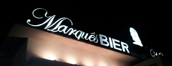 Marquês Bier is one of Lieux qui ont plu à Vera.