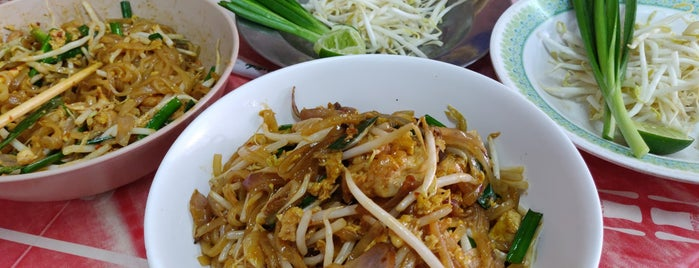 The Pad Thai Shop is one of Thai18.