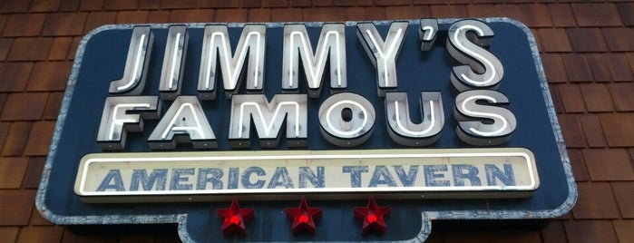 Jimmy's Famous American Tavern is one of Lieux qui ont plu à g.