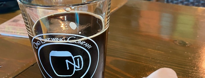 Ono Brewing Company is one of Posti salvati di Rachel.
