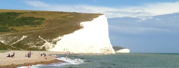 Seven Sisters Country Park is one of Part 1 - Attractions in Great Britain.