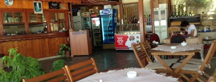 Dawi Coffee Bistro is one of Orte, die Tuğba gefallen.