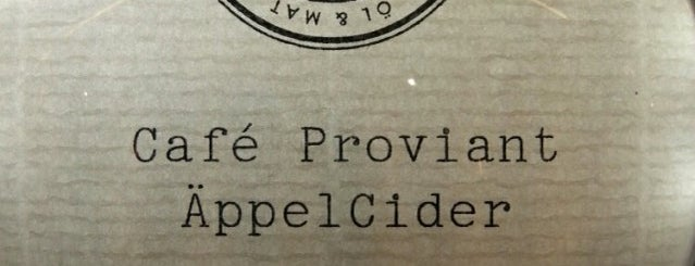 Café Proviant is one of Stockholm | Food & Drink.